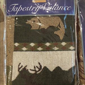 tapestry Valance Accessories - 🆕 2 Pack of Tapestry Valance